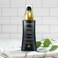 Крем для кожи вокруг глаз с витамином С Aroma Dead Sea Vitamin C Essential Anti Aging Eye Cream