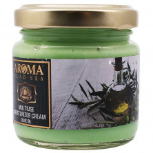 Крем для тела увлажняющий универсальный на основе оливкового масла