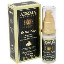 Концентрированная сыворотка для лица против акне Aroma Dead Sea Extra Zap Lotion
