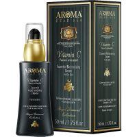 Увлажняющий крем с витамином С для сухой кожи лица Aroma Dead Sea Vitamin C Essential Moisturizing Cream