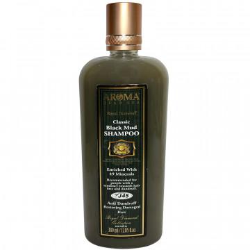 Шампунь лечебно-грязевой против выпадения волос и перхоти
