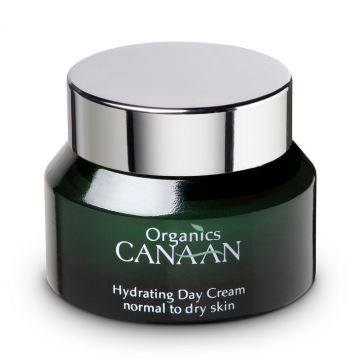 Увлажняющий дневной крем для нормальной и сухой кожи Canaan Organics Hydrating Day Cream for Normal To Dry skin