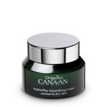 Интенсивно увлажняющий и питательный крем для нормальной и сухой кожи Canaan Organics Hydra-Plus Nourishing Cream for Normal To Dry