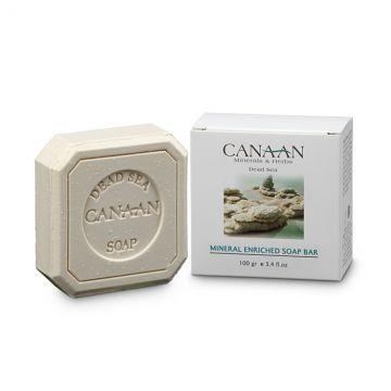 Минеральное мыло Canaan Minerals & Herbs