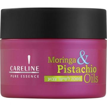 Маска для окрашенных волос Моринга и Фисташковое масло