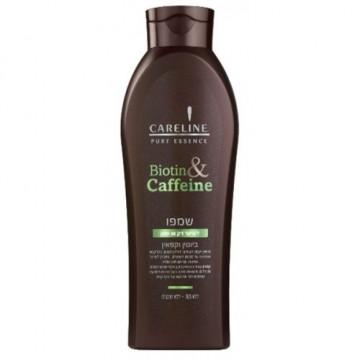 Шампунь для объема волос с Биотином и Кофеином