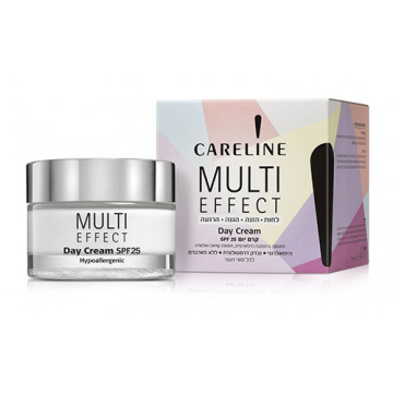 """Дневной крем для лица и шеи """"Multi Effect"""" SPF 25"""