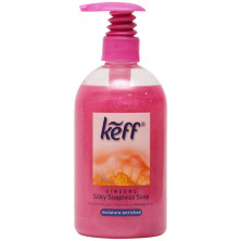 """Жидкое увлажняющее мыло """"Женьшень"""""""