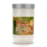 Соль Мертвого моря с маслом эвкалипта