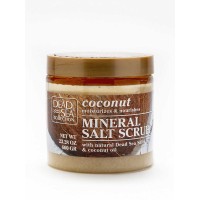 Скраб для тела с минералами Мертвого моря и маслом кокоса