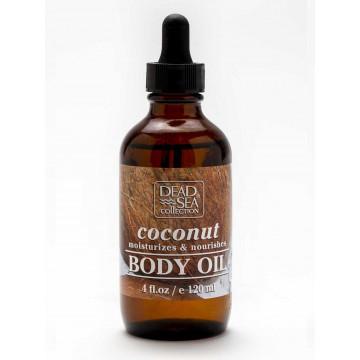 Масло для тела с минералами Мертвого моря и и маслом кокоса
