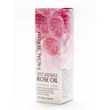 Сыворотка против морщин с маслом розы и минералами Мертвого моря