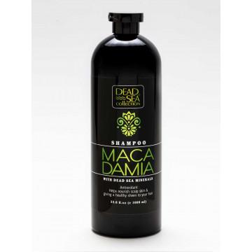 Шампунь с маслом Макадамии (Black)