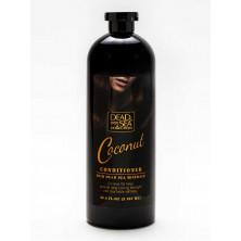 Шампунь с минералами Мертвого моря и кокосовым маслом (Black)