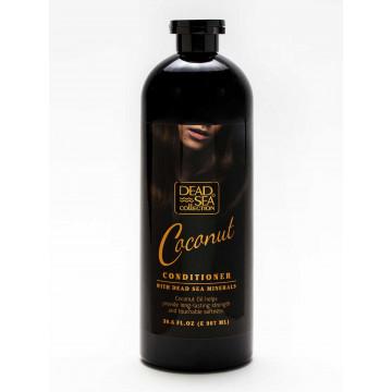 Кондиционер с минералами Мертвого моря и кокосовым маслом (Black)