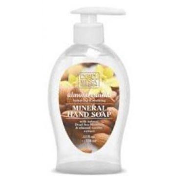 Жидкое мыло с минералами Мертвого моря, маслом Миндаля и Ванили