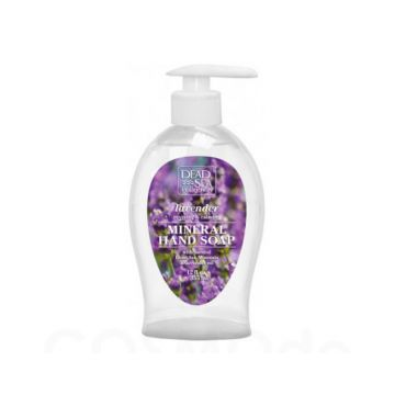 Жидкое мыло с минералами Мертвого моря и маслом лаванды