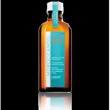 Восстанавливающее масло для тонких и светлых волос (100мл)