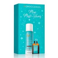 Набор Moroccanoil Mini Must-Haves Dark Tones