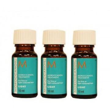 Восстанавливающее масло для тонких и светлых волос (3*10мл)