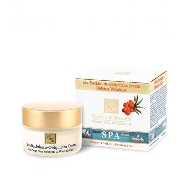Облепиховый крем для предотвращения старения SPF-20