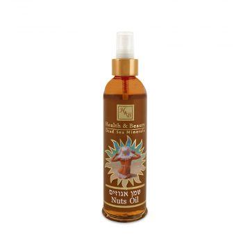 Ореховое масло для быстрого и ровного загара