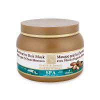 Маска для ухода за волосами с маслом аргании марроканской