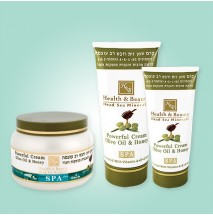 Интенсивный крем на основе оливкового масла и меда (100 мл)