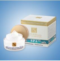 Мультивитаминный крем с SPF-20
