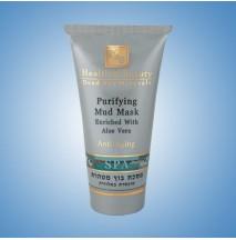 Очищающая грязевая маска с Алоэ Вера 150мл