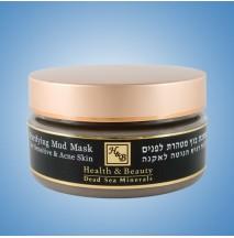 Очищающая грязевая маска с экстрактом алоэ-вера 220 мл