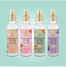 Укрепляющее ароматическое масло для тела (МУСКУС)
