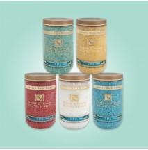 Соль Мертвого моря для принятия ванн (ВАНИЛЬ - 1,3 кг)