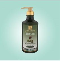 Увлажняющий крем (гель) для душа с оливковым маслом и медом